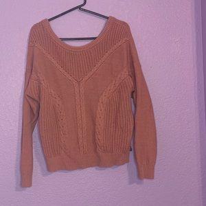 Roxy size medium sweater